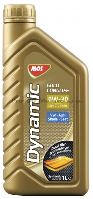 MOL Dynamic Gold Longlife 0W-30
