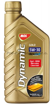MOL Dynamic Gold 5W-30
