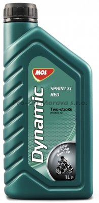 MOL Dynamic Sprint 2T Red