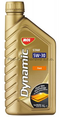 MOL Dynamic Star 5W-30