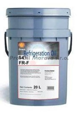 SHELL REFRIGERATION OIL S2 FR-A 68