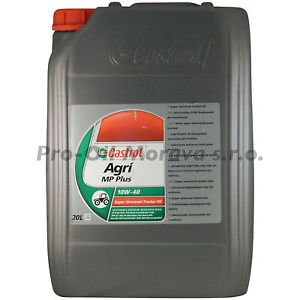 CASTROL Agri MP Plus 10W-40