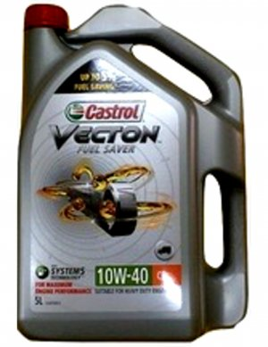 CASTROL VECTON FUEL SAVER E7 5W-30