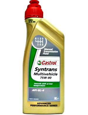 CASTROL Syntrans Multivehicle 75W-90